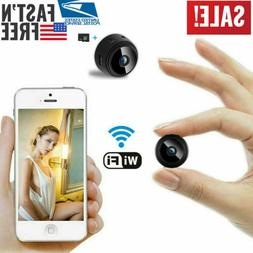 1080P DVR  Security HD Night Vision Remote Mini Spy Camera W