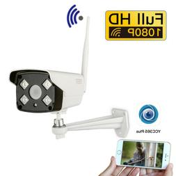 Tonton 1080P Wireless WIFI IP Camera Onvif Outdoor Home Secu