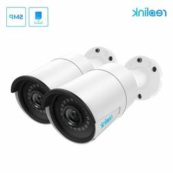 2x 5MP PoE IP Security Camera Surveillance Video Waterproof