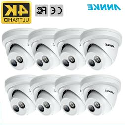 ANNKE 4K 8MP IR POE Outdoor Security IP Camera Motion Detect