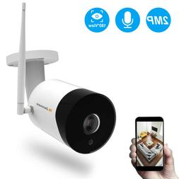 5MP IP Wireless Security Camera Outdoor Wifi Surveillance 2