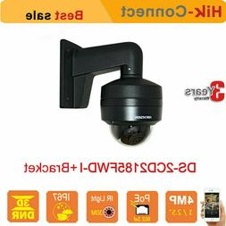 Hikvision 8MP DS-2CD2185FWD-I 4MM IP Cameras POE SD Card H.2