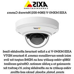 AXIS 0804-001 - AXIS M3045-V Network Camera - Color - Motion