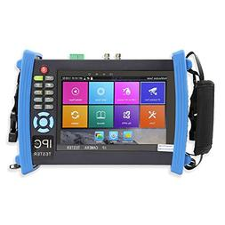 Wsdcam 7 Inch 1080P Retina Display IP Camera Tester CCTV Tes