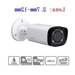 Dahua 4mp Bullet PoE IP Camera IPC-HFW4431R-Z 2.7-13.5mm Len