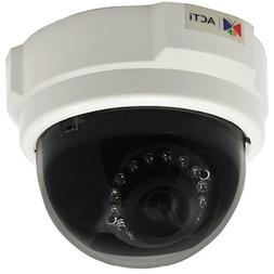 ACTi CMOS 2048 x 1536 3 Megapixel Network Camera - Color, Mo
