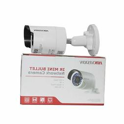 Hikvision 4MP DS-2CD2042WD-I IR PoE Network Security Bullet