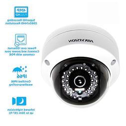 Hikvision DS-2CD2142FWD-I 4MP WDR Dome Network Camera with D