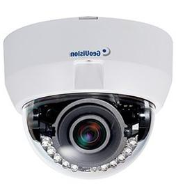 Geovision GV-EFD5101 5 MP H.264 Low Lux WDR IR Fixed IP Dome