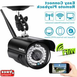 Home Security Wireless WIFI IP Camera 720P Outdoor Motion Al