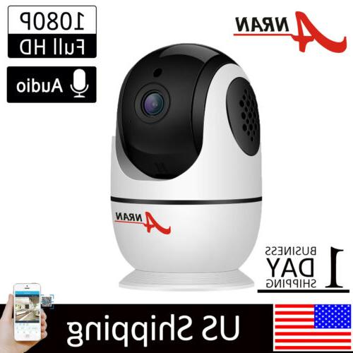 1080p hd wireless security ip camera system