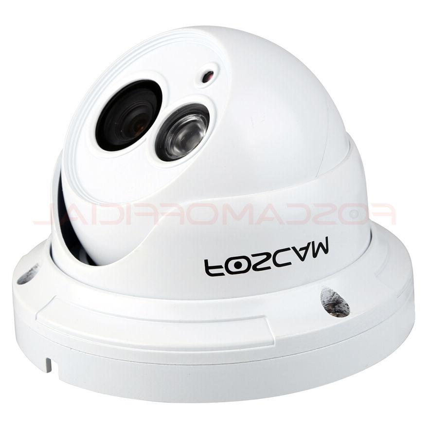 Foscam 720P HD POE P2P FI9853EP Wired Home Security Surveill