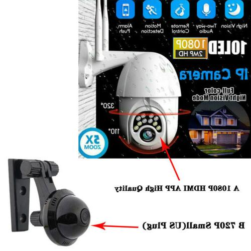 hd 1080p ptz outdoor speed dome ip