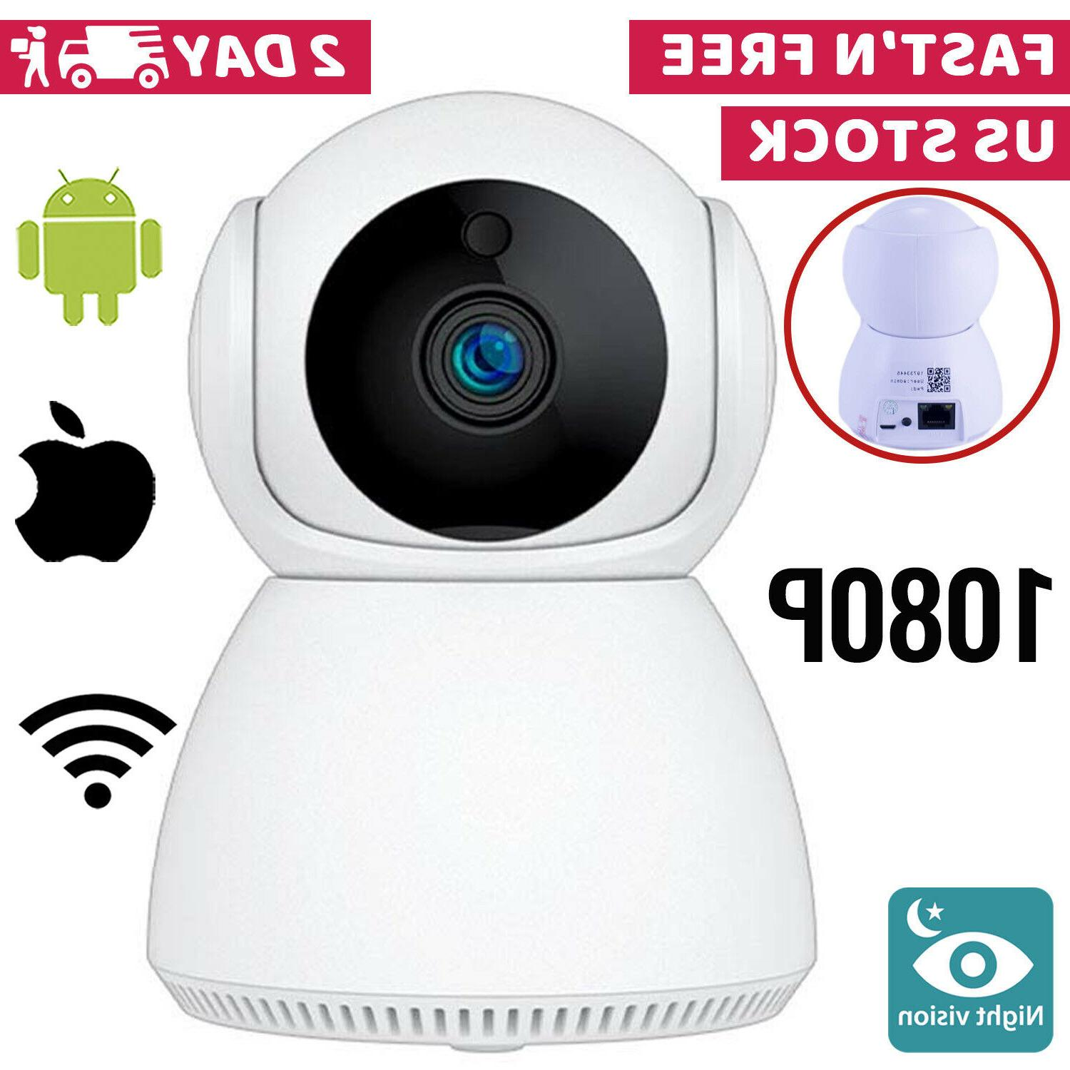 IP Camera Security Surveillance Vision