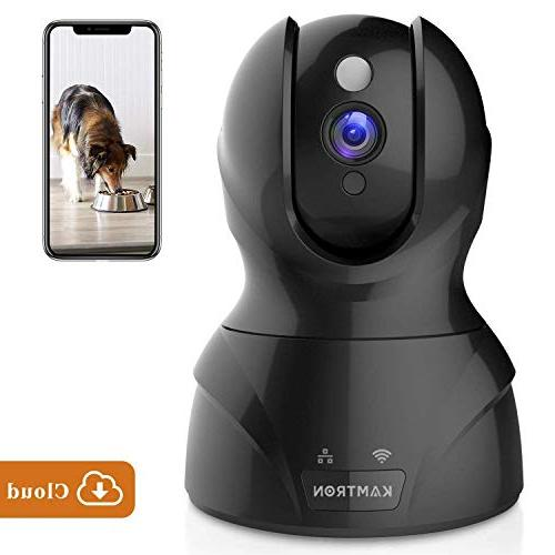 Security Camera - KAMTRON HD Home with Audio Vision Remote