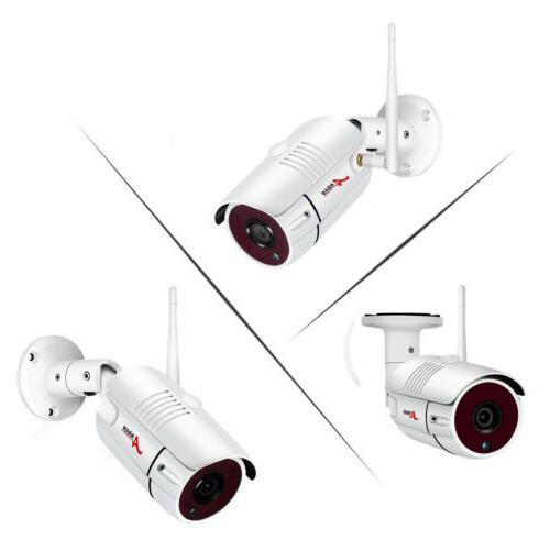 ANRAN Wireless HD IP Outdoor Security Vision IP66