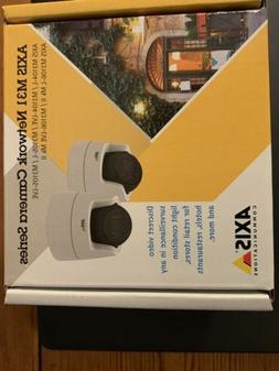 Axis M3105-LVE Indoor/Outdoor Network Security Camera System