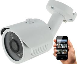 HDView  4MP Megapixel HD IP Network Camera WDR 2.8mm Wide An