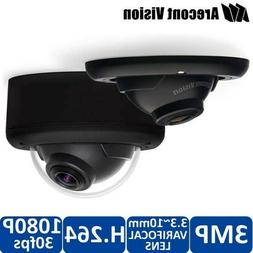 NEW Arecont Vision 3 MP MegaBall 2  Dome Surveillance IP Ca