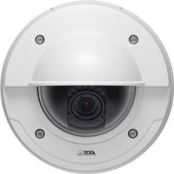 AXIS P3364VE 6mm Network camera dome outdoor vandal weatherp