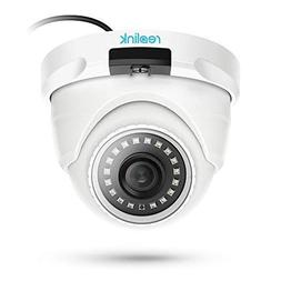 Reolink PoE IP Camera Outdoor 5MP Video Surveillance Home Se