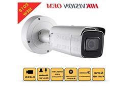 4MP PoE Security IP Camera - Compatible as Hikvision DS-2CD2