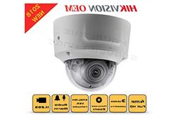 4MP PoE Security IP Camera - Varifocal Dome,Indoor and Outdo