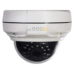 Q-See QT Series QTN8067D HD Fixed Dome Security Camera with