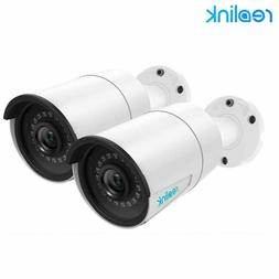 Reolink RLC-410 5MP/4MP PoE Security IP Camera Audio Mic Ind