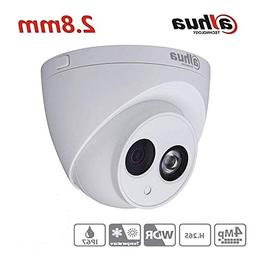 Dahua 4MP Security Camera, IPC-HDW4433C-A, Network Camera, N