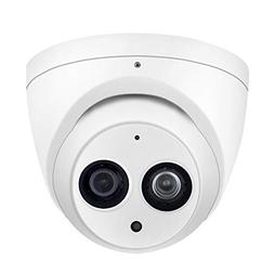 6MP IP Dome Security PoE Network Camera,IPC-HDW4631C-A 3.6mm