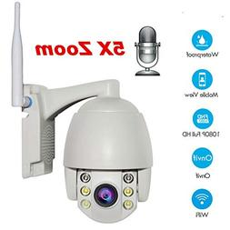 Super Mini WiFi Security Camera Outdoor HD Dome IP Camera 10