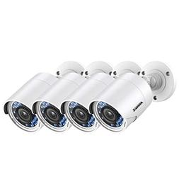 ANNKE  1080P HD-TVI Security Camera Kits with Ultra Clear 10