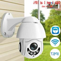 WiFi 1080P In/Outdoor Wireless IR Security IP Camera Night V
