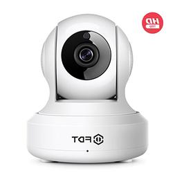 FDT 720P HD WiFi Pan/Tilt IP Camera  Indoor Wireless Securit