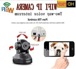 Wireless Home Security IP Camera-Vstarcam C7837WIP for Indoo
