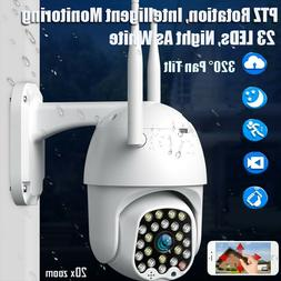 Wireless IP Camera Wifi 1080P Security Outdoor Night Vision